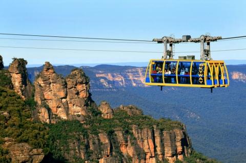Du lịch Úc Sydney - Vịnh Jervis - Blue Mountain